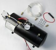 Air Compressor For Train Horn 12 Volt 150 Psi W/ Built-in Auto Pressure Switch
