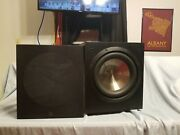 Awesome Sound Bic Formula F-12 12 Subwoofer 475 Watts, 10/10 Tested Working.