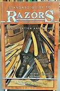 Standard Guide To Razors 2nd Ed. Identification And Values Antiques Ref. Ritchie