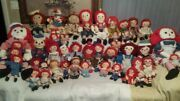Raggedy Ann And Andy Collectibles Collection