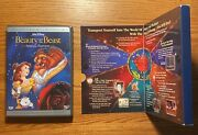 Beauty And The Beast Dvd, 2002, 2-disc Set, Special Edition With Slip Cover