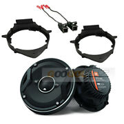 Jbl 360 Watts 6.5 Inch Car Truck Front Or Rear Door Speakers With Install Kit