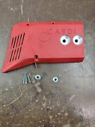 Edco Cardi Cd35 Chainsaw Concrete Chain Cover With Nuts And Bolts Vg