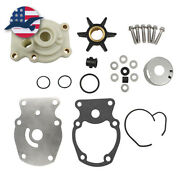 Water Pump Repair Kit For Johnson Evinrude 20/25/30/35 Hp Outboard Replacement