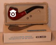 New Full Size Tobacco Smoking Pipe With Police Badge With Star , Free Shipping
