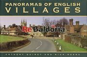 Panoramas Of English Villages Weidenfeld And Nicolson Quiney Anthony Meers Nick