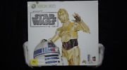 Xbox 360 Kinect Star Wars Limited Edition Console Boxed - 'the Masked Man'