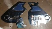 1200 Goldwing Engine Chrome Side Covers Left And Right Sides..
