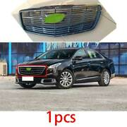 For 2018-2020 Cadillac Xts Carbon Fiber Front Center Grille Grill Cover Trim 1x