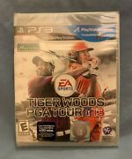 Playstation 3 Tiger Woods Pga Tour 13-factory Sealed-ships With Tracking