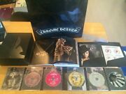 Chrome Hearts Box Collection Magazines Books Cds Art Poster Stickers Rare
