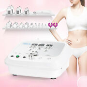 Breast Enlargement Vacuum Therapy Cupping Body Massage Electrical Pads Machine