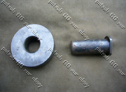 Galet Haut Ou Bas Chariot M36 Browning Cal.50 Us Ww2 Jeep Willys Dodge Wc Gmc