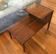 Vintage 1960's Drexel Counterpoint End Table