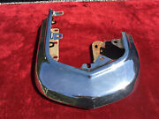 1963 1964 Cadillac Upper Front Bumper End Shiny Driver Quality Right Caddy Oem