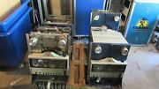 3 Sony Bvh-2000 And Sony Bvh-2500 Parts Lot 4 Total Parts Machines W/boards