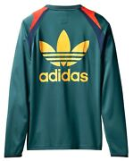 Adidas Originals X Bed J.w. Ford And039game Jersey 2and039 L/s Sports Jersey T-shirt S Nwt