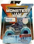 New 2020 Monster Jam Fire And Ice Northern Nightmare Monster Truck 164 Htf
