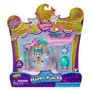 Shopkins Happy Places Scene Pack Charming Wedding Arch - Royal Friends Groom