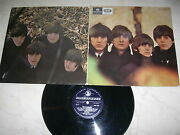 The Beatles For Sale South Africa Foc Parlophone Mono Black Silver 1st Press