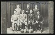 Hartford Wi Wisconsin C1908 Rp Hartford Bowling Champions - Nelson Cigar Stores