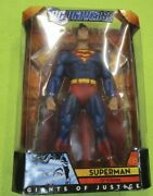 Big Bang Theory Prop Replica Dc Universe Giants Of Justice 12 Inch Superman