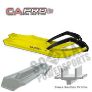 Canda Pro Boondocking Extreme Bx Skis Yellow Arctic Cat Cat Cutter 1992