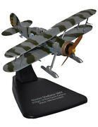 Gloster Gladiator With Skis 1939 Diecast Model Airplane