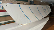 New Hobie Miracle Mainsail Dacron Tri-radial No Battens Colors Available