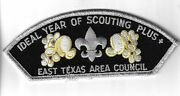 East Texas Area Council Sap Ta-23 Ideal Year Of Scouting Smy Bdr. Tyler, Texas