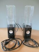 Baxbo Led Dancing Water Show Music Fountain Light Speakers