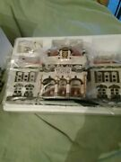 Dickens Village Series Retired Victoria Station New In Box