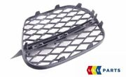 Bmw New Genuine X5 Series E70 Lci Front Bumper Open Grid Grille Outer Left N/s