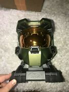 Halo 3 Master Chief Legendary Edition Collectors Helmet And Stand