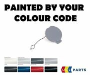 Bmw New E85 E86 06-09 Rear Bumper Tow Hook Eye Cover Painted By Your Colour Code