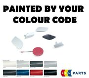 Bmw New E46 Compact Front Left Headlight Washer Cover Painted By Your Color Code