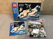 Lego 3367 City Space Shuttle Set Complete W/ Box And Manual