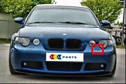 Bmw New Genuine 3 E46 Compact Front M Sport N/s Left Headlight Washer Cover