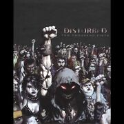 Disturbed Ten Thousand Fists Special Edition Limited Cd W/ Hard Cover Book D1b