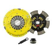Act Clutch Kit For 08-13 Bmw 128i E82 E88 N51 N52 Heavy Duty 6 Puck Sprung