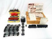 Diffrnt Boxed Set 1957-58 American Flyer 20123 Steam Freight Fig 8 Over And Under