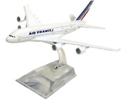 Air France Airbus A380 Metal Miniature Commercial Plane Miniature Collection