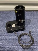 Olympus U-fwt 6 Position Microscope Filter Wheel Transmitted Light Bx Series