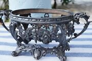 Sucrier Drageoir Argent Martial Fray Paris 1849 Sterling Silver Bowl Sugar Candy