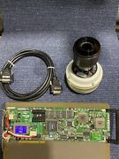 Olympus Dp70 Camera W/ U-tv1x-2 , U-cmad3 , Pc Card Dv531401 04c And Cable Set