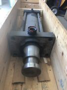 850 Ton Jsw Model Injection Molding Machine Spare Hydraulic 7andrdquo Cylinder.