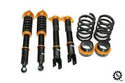 1992-2002 Mazda Rx-7 Fd Isc Suspension N1 Coilovers Lowering Kit Set Coils Rx7
