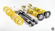 St Suspensions Xta Coilovers Coils Adjustable For 2015-2017 Audi A3 Quattro S3