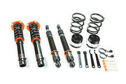 Ksport Kontrol Pro Coilovers Lowering Coils Kit For 1998-2001 Saab 9-5 Wagon