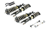 Stance Xr1 Coilovers Lowering Coils Adjustable For 1999-2009 Honda S2000 Ap1 Ap2